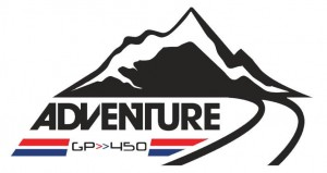 CCM GP450 Adventure Logo